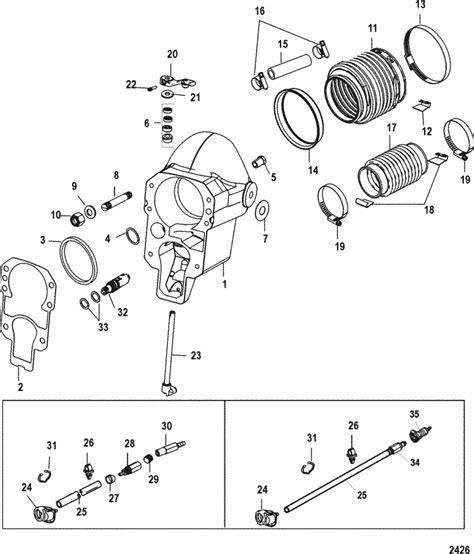 mercruiser alpha one outdrive parts diagram alpha one outdrive diagram car interior design