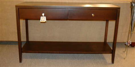 maple sofa table manhattan maple sofa table brices furniture