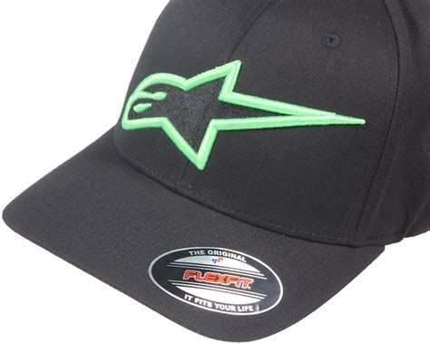 Astar Alpinestar by Astar Logo Black Monstergreen Alpinestars Hatstore