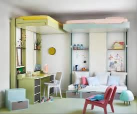 chambre d enfants gain de place chambre d enfant