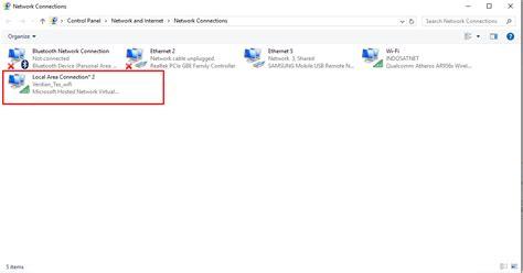 menjadikan laptop sebagai hotspot dengan cmd command prompt cara menjadikan laptop sebagai wifi hotspot di windows 10