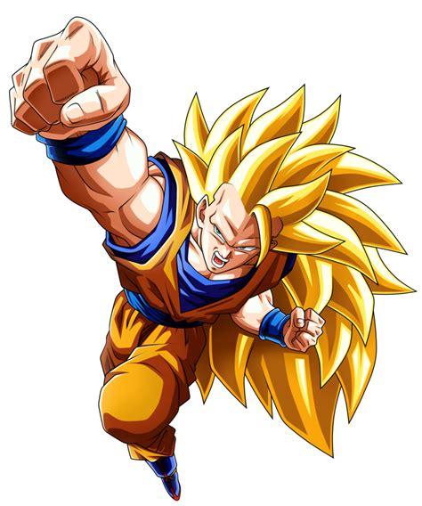 Goku Ss3 goku saiyan 5000 www pixshark images galleries with a bite