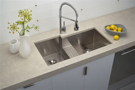 what are kitchen sinks made of cool sinks