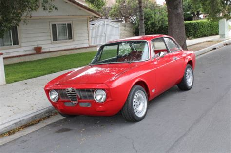 Alfa Romeo Stepnose 1967 Alfa Romeo Gtv Stepnose For Sale Photos Technical