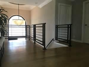 fusion metalworks wrought iron interior stair railings