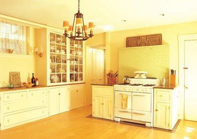 kitchens painted yellow painting kitchen walls shades of yellow interior