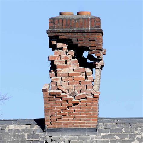 Almost all older chimneys could be at risk after quake