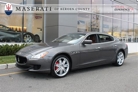 Maserati Quattroporte Msrp by 2016 Maserati Quattroporte S News Reviews Msrp