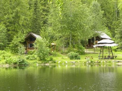 Cozy Cabins Nature Resort by Cozy Cabins Nature Resort Lumby Columbia