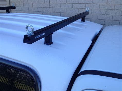 roof rack shade awning canopy internal frame rhino commercial roof rack 1 bar