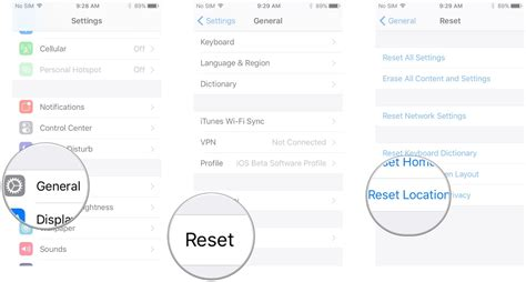 general resetter how to reset and restore your iphone s settings network