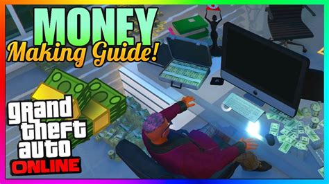 How To Make Money In Gta Online 2017 - fastest way to make money in gta 5 online ps4 2017 howsto co