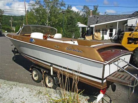 rare chris craft boats chris craft cavalier golden arrow rare boat for sale