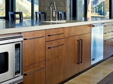contemporary kitchen cabinet hardware by rocky mountain