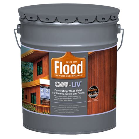 shop flood cwf uv cedar transparent exterior stain actual