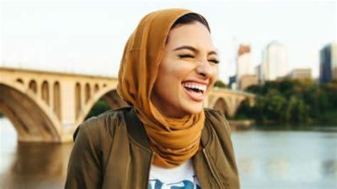 nudge women first hijabi in playboy sparks debate within muslim community