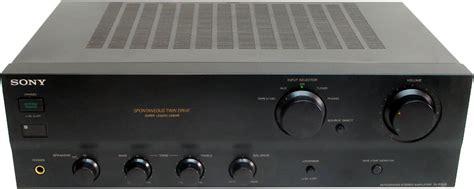 H F Sony Besi sony ta f361r hi fi database lifiers