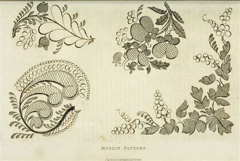 english patterns pdf medallions 200 year old english regency era patterns pdf