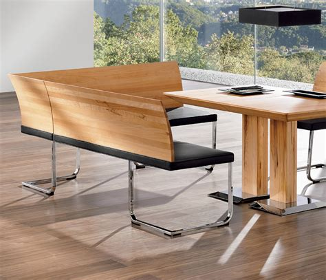 corner dining benches luxury modern dining benches team7 stretto wharfside