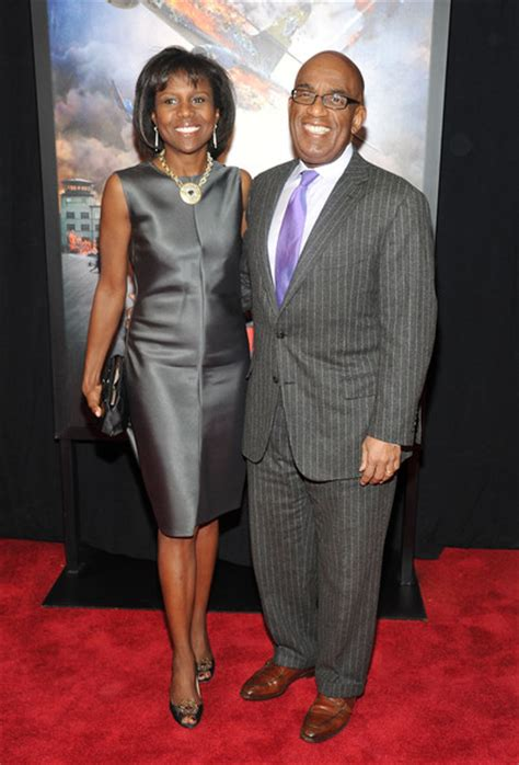 who is al rokers first wife al roker and wife deborah roberts freddyo com
