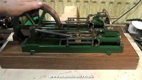 stuart twin victoria live steam engine at ataf club tessin part 8 rebuilding a stuart models twin victoria steam