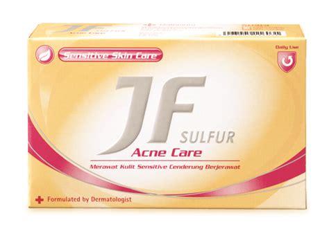 Sabun Muka Jf Sulfur Untuk Kulit Berminyak Gan Minta Saran Tentang Obat Buat Jerawat Yang Manjur