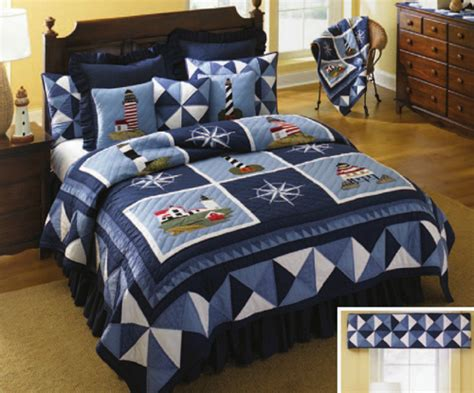 Lighthouse Bedding Sets Lighthouse Tour By Donna Sharp Quilts Beddingsuperstore