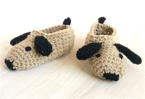 floppy slippers crochet pattern children slippers quot quot floppy ear