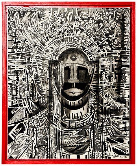 biography artist leroy clarke an authentic cry reflections on leroy clarke s eye hayti