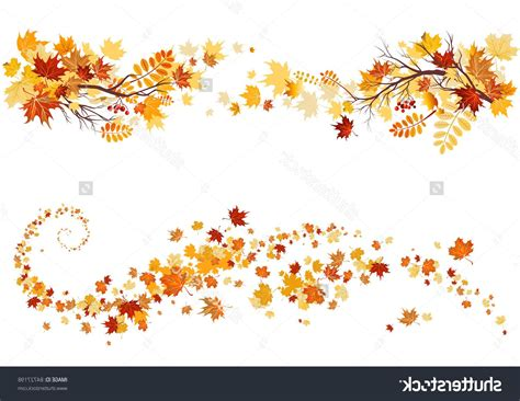fall borders clip hd fall clipart collection