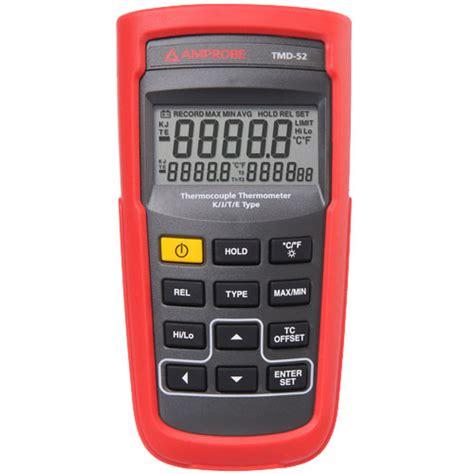 Termometer Digital termometer digital tipe kontak meter digital
