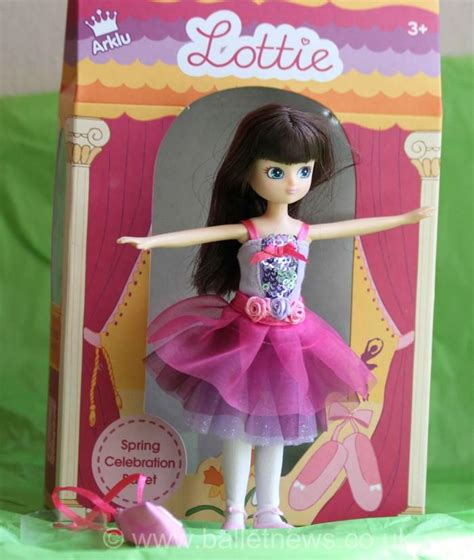 where to buy lottie dolls in ireland celebration ballet lottie doll review by balletnews