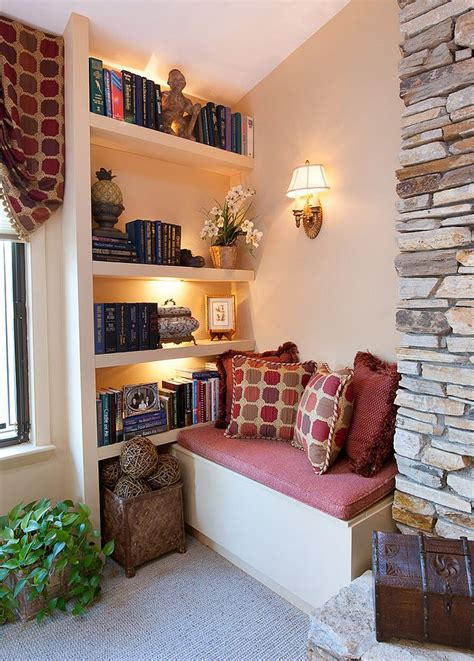 Nook Room | how to create a captivating and cozy reading nook