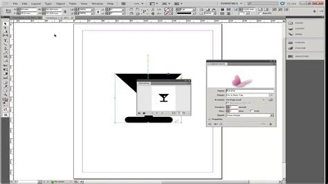 Tutorial Indesign Animation | how to create indesign animation youtube