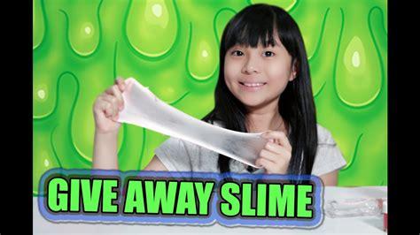 Cara Membuat Slime Gaya Ellyn Clarissa   ellyn clarissa give away slime bahasa indonesia