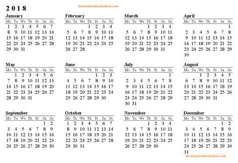 islamic calendar 2018 hijri calendar 1439 printable