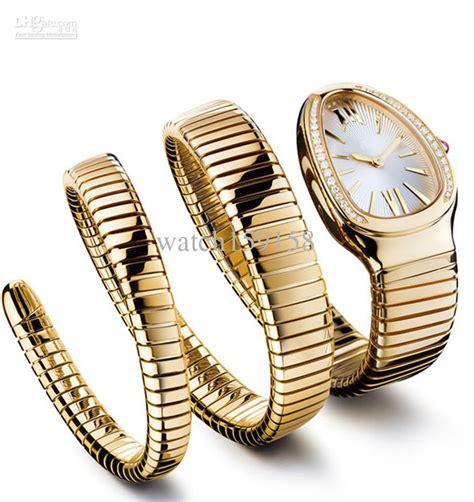 Fashion New Style Ladies Watch Luxury Brand Gold Bracelet