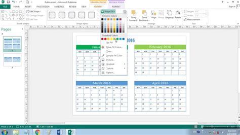 cara membuat flowmap di visio 2013 cara membuat kalender di microsoft publisher 2013