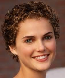 hairstyle for short curly hair at home download