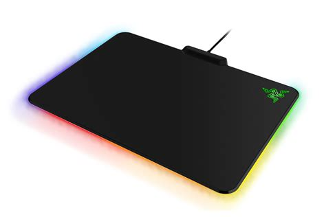 razer firefly cloth edition gaming mouse mat