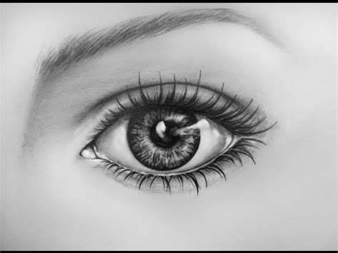 A Drawing Of An Eye by Pictures Eye Drawing Simple For Eye