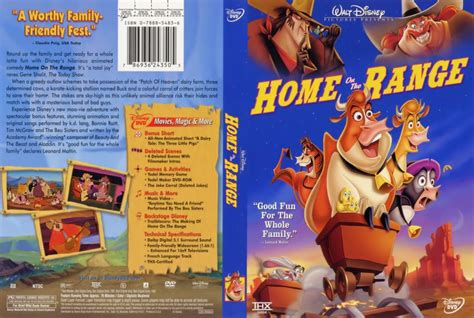 home on the range dvd cover pictures to pin on