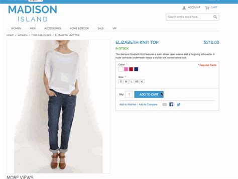 Magento Product Page Template by How To Set Up Configurable Swatches In Magento Versions 1