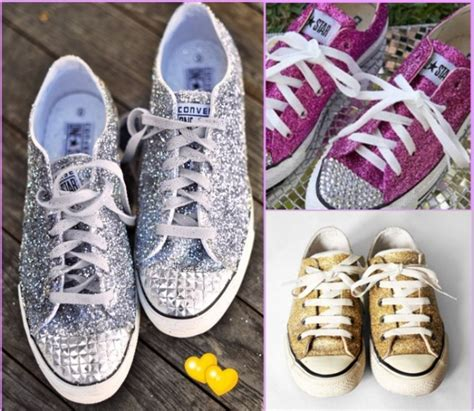 How To Decorate Your Converse by 18 Diy New Shoes