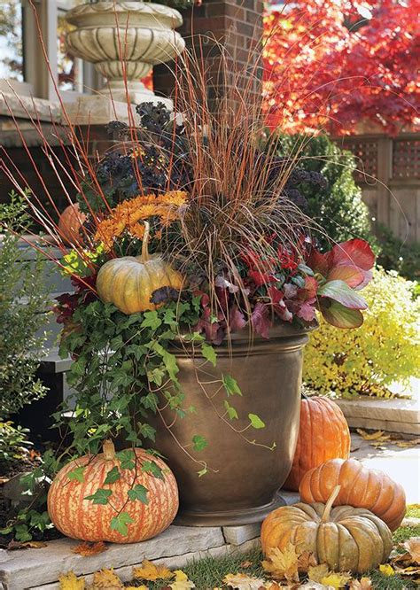 fall container gardens fall container gardening burlington garden center