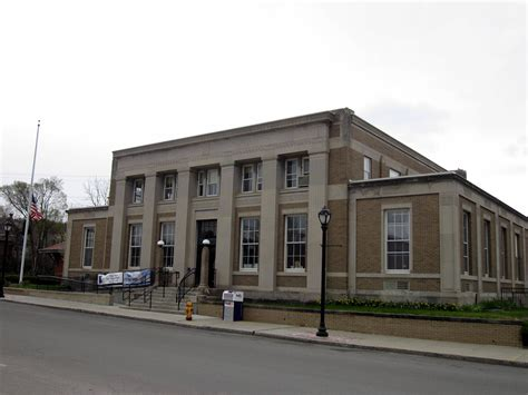 Post Office Ny by United States Post Office Wellsville New York