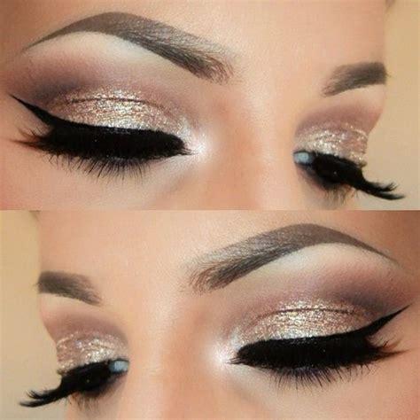 tutorial eyeshadow glitter 25 best ideas about glitter eyeshadow tutorial on