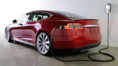 Carro Tesla O Carro El 233 Trico Tesla Modelo S