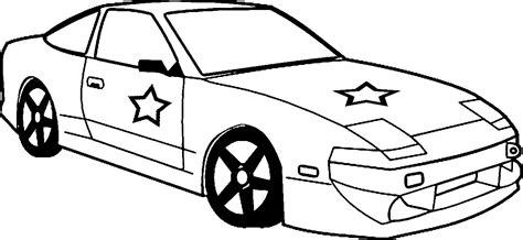 coloring pages of police cars police car coloring page wecoloringpage