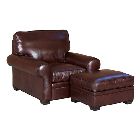 Classic Ottoman Classic Leather 11515 Library Ottoman Discount Furniture At Hickory Park Furniture Galleries